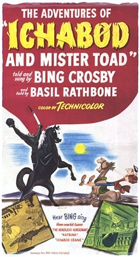 The Adventures of Ichabod and Mister Toad - 1949