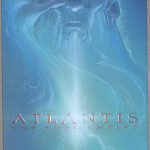 Atlantis Old Man - original production color concept art