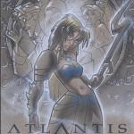 Atlantis Kida in Battle Dress - original production color concept art