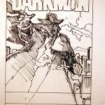 Darkman concept