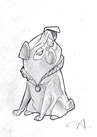 Percy (Dog) Pocahontas