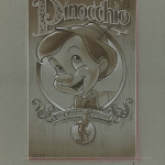 Pinocchio: Close Up Portrait - original production concept art