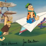 The_Flintstones_Paper_Airplane