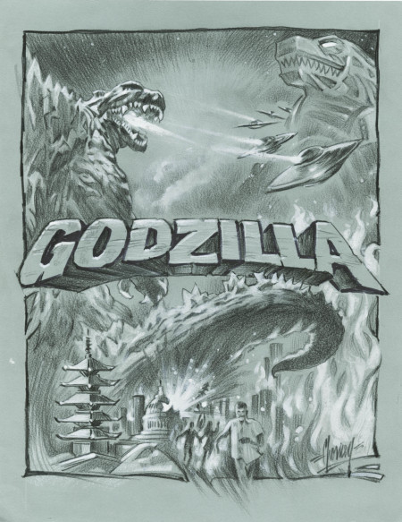 Steve Chorney Godzilla