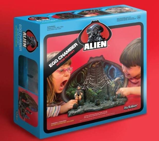 Alien playset