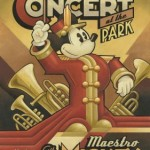 Maestro Mickey Band Concert
