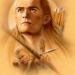 John Alvin LOTR Legolas study
