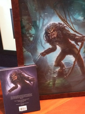 predator art at ArtInisights by john alvin