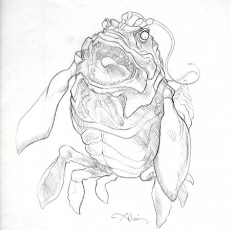 Star Wars Alien Fish