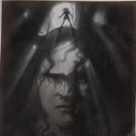 JAOM0168 Tarzan Dark Portrait
