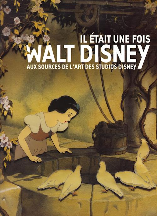 ArtInsights Blog: Il Etait Une Fois Disney exhibit