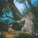 Jungle-VIPs-disney-art-artinsights