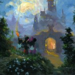 adventure to the castle gates artinsights james coleman