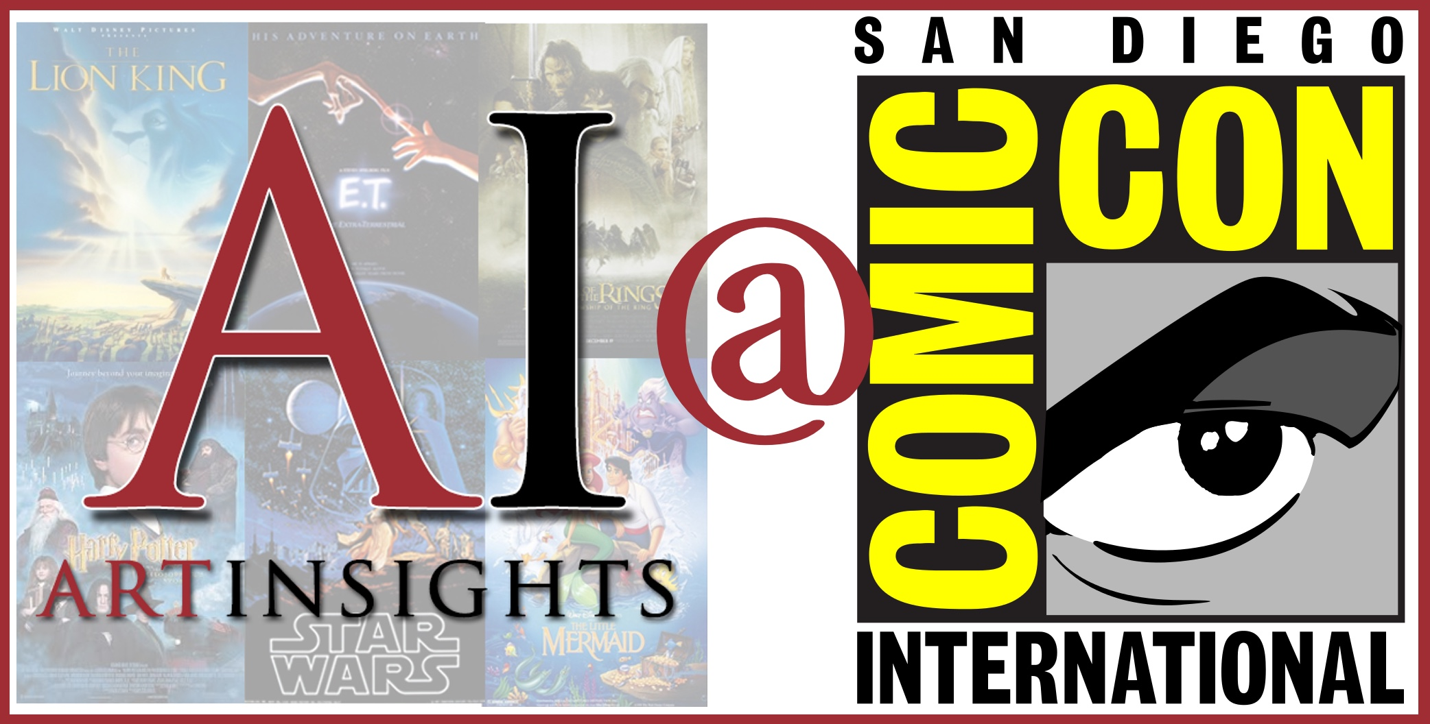 ArtInsights at Comic-Con International San Diego