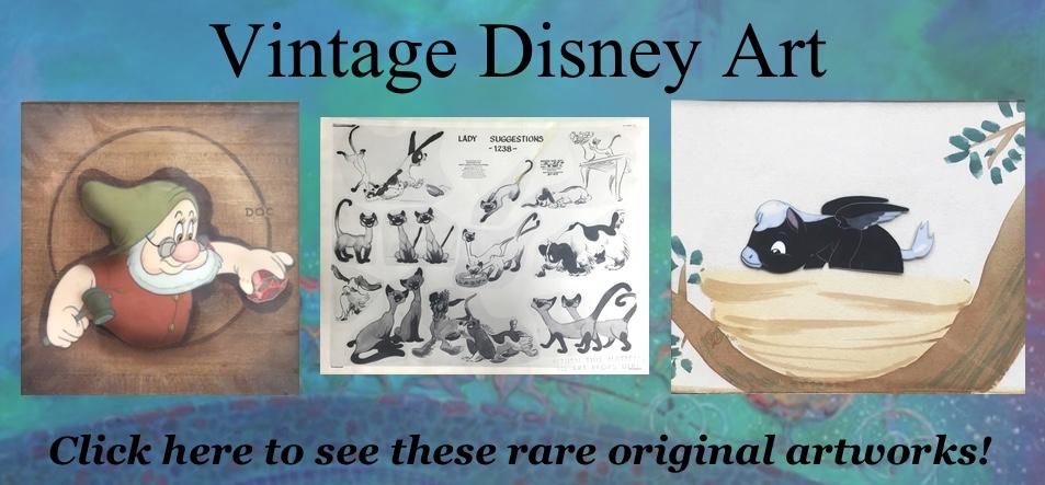 Vintage Disney Slider