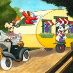 Mickey's Trailer 18x36