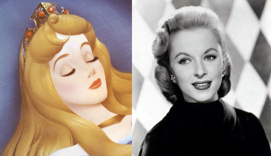The voice of Briar Rose, Mary Costa
