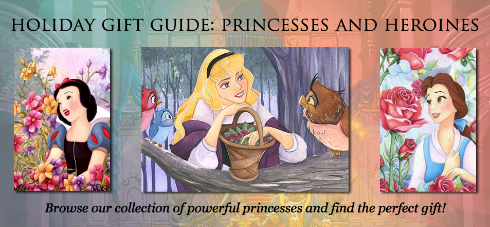 disney princess gift guide