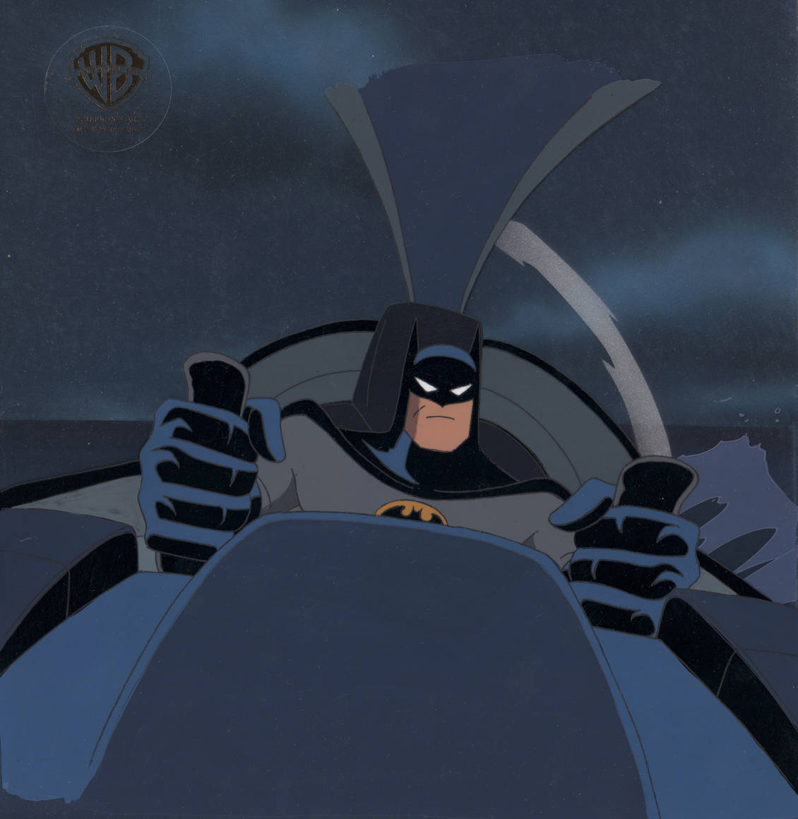 Batman-Animated-series-cel-Deep-Freeze