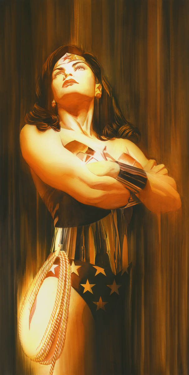 Shadows: Wonder Woman