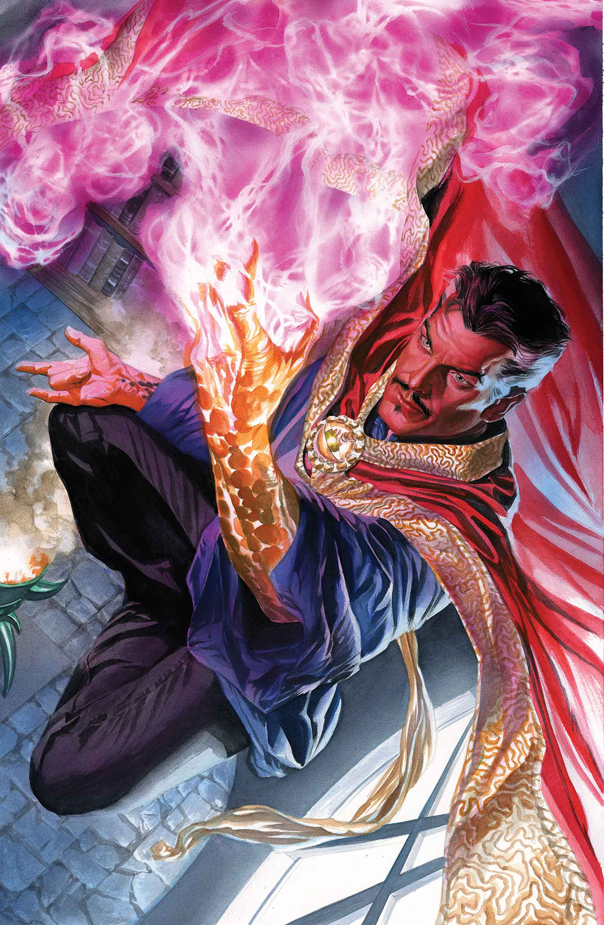 Doctor-Strange-NYCC-2016-Exclusive-Alex-Ross