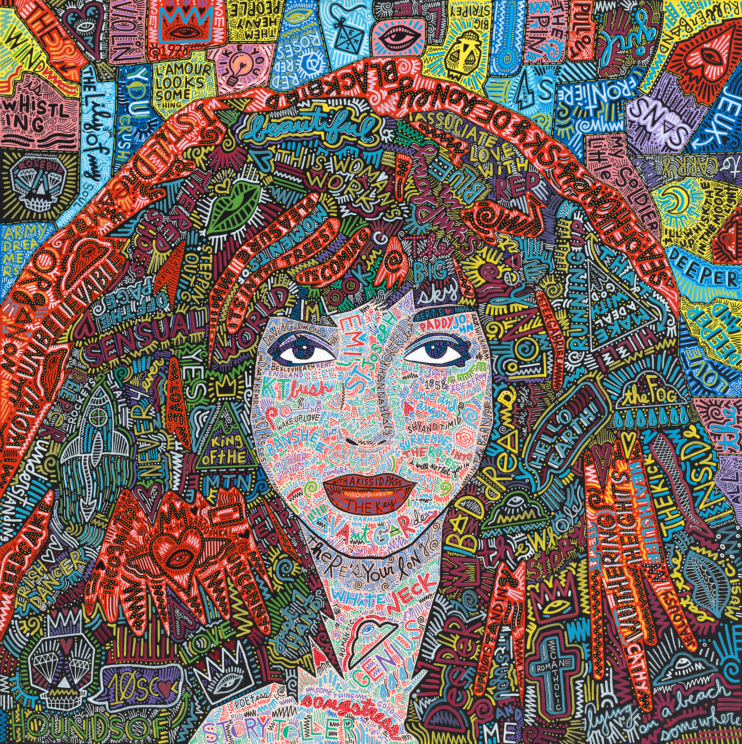 Kate-Bush-Art-Outsider-Tennessee-Loveless-ArtInsights