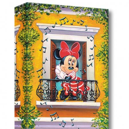 Balcony Serenade 24x8