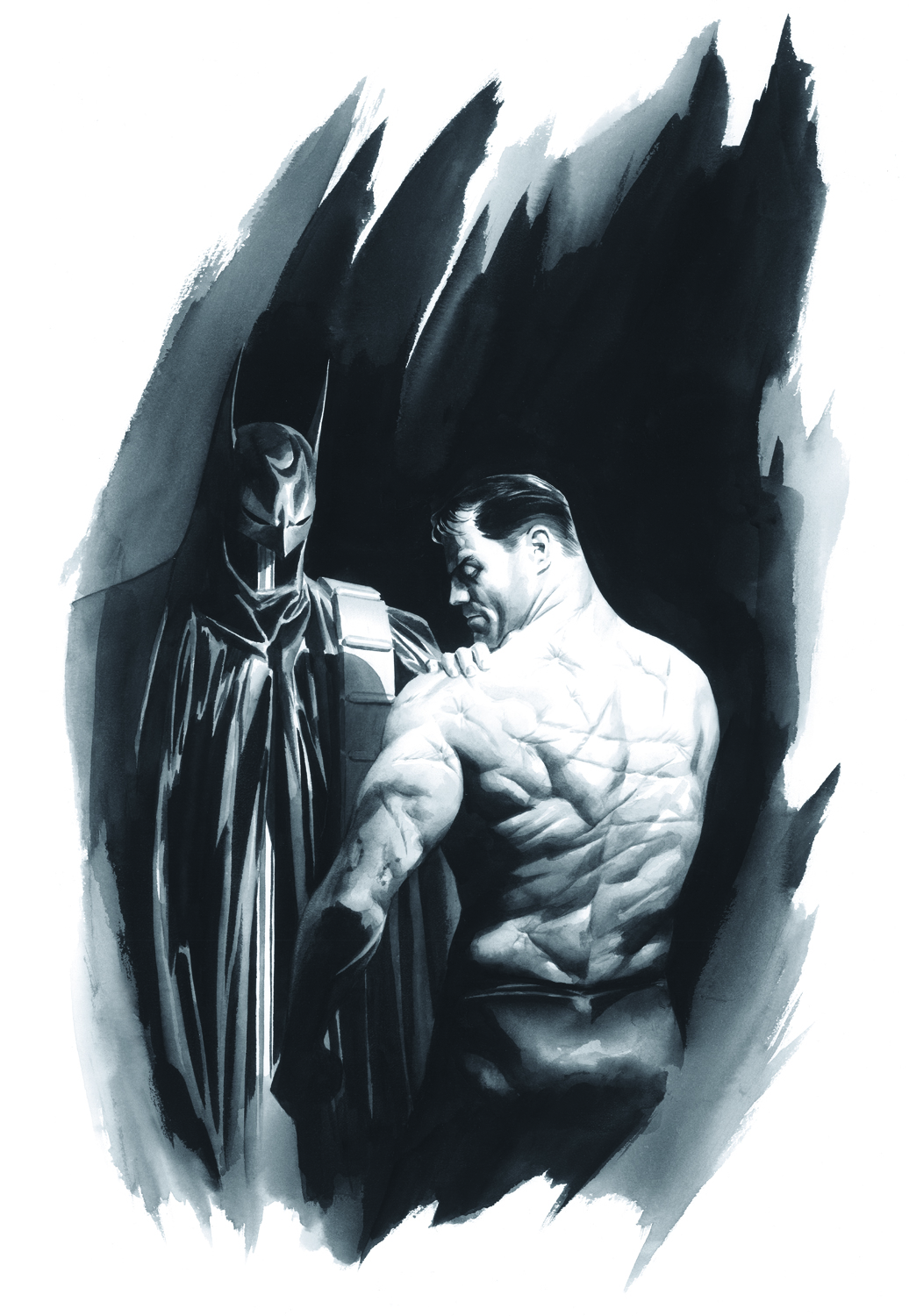 Batman Scars Alex Ross