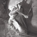 Dracula alex ross universal monsters art