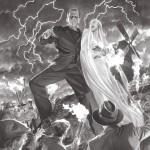 Frankenstein Universal Monsters Alex Ross art